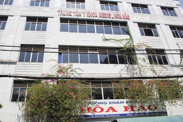 Trung tâm y khoa Medic Hòa Hảo