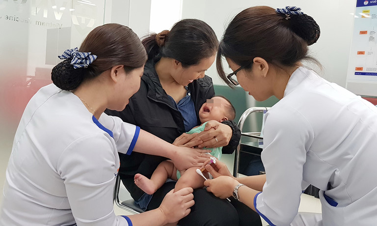 Top 6 Phòng tiêm chủng uy tín nhất Vũng Tàu