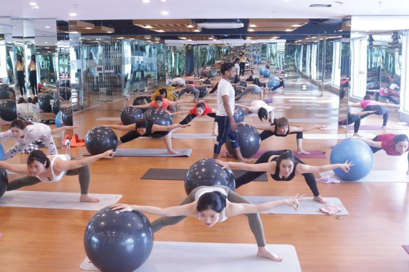 Trung tâm Yoga & Dance Linh Đàm