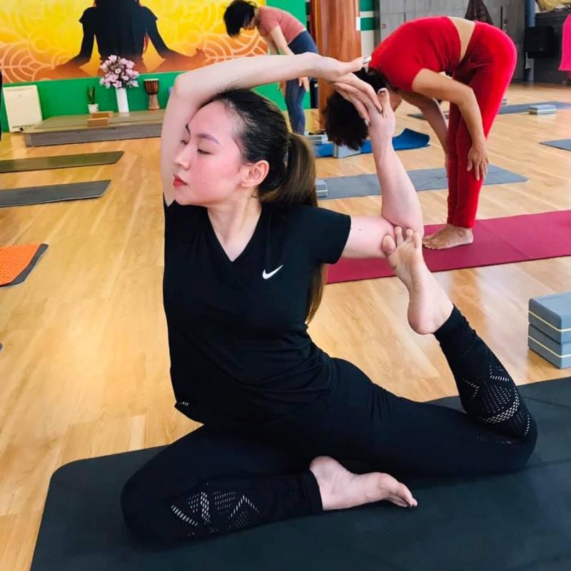 Trung tâm Yoga Ananda Việt Trì