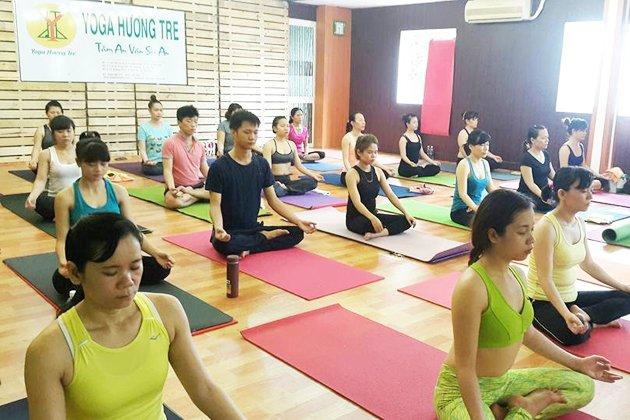 Trung tâm Yoga Hương Tre