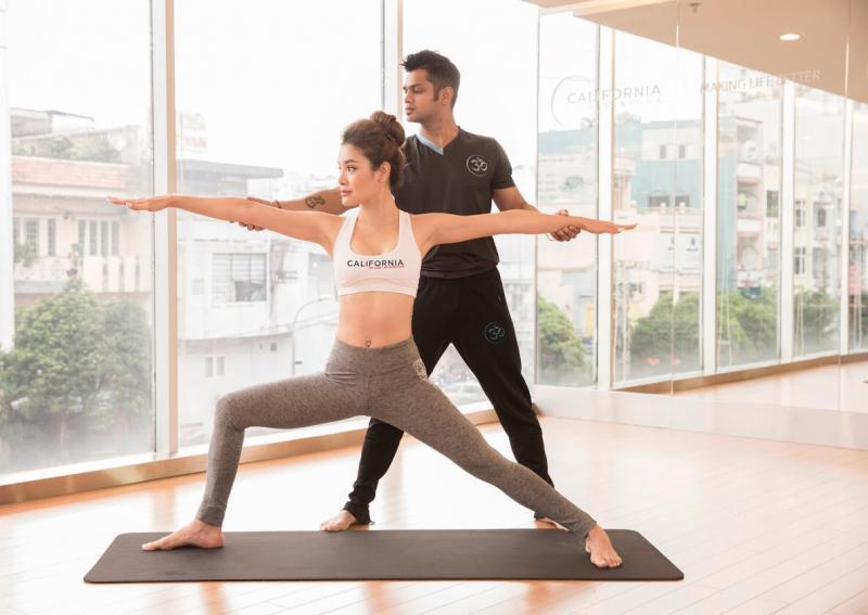 Trung tâm yoga nhà văn hoá quận 5
