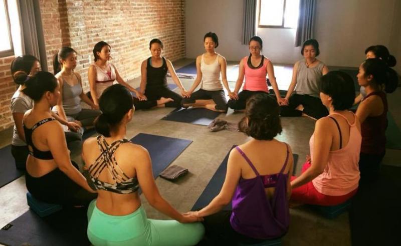 Trung tâm yoga Rạng Đông