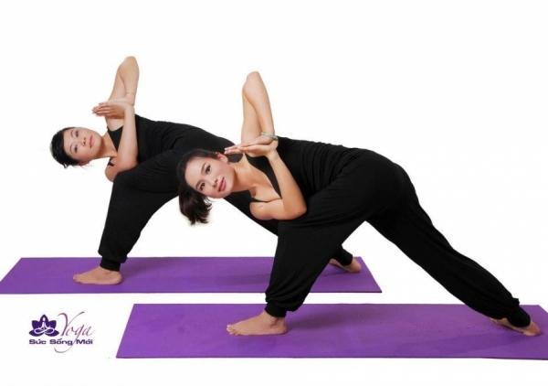 Trung tâm Yoga Sức Sống Mới