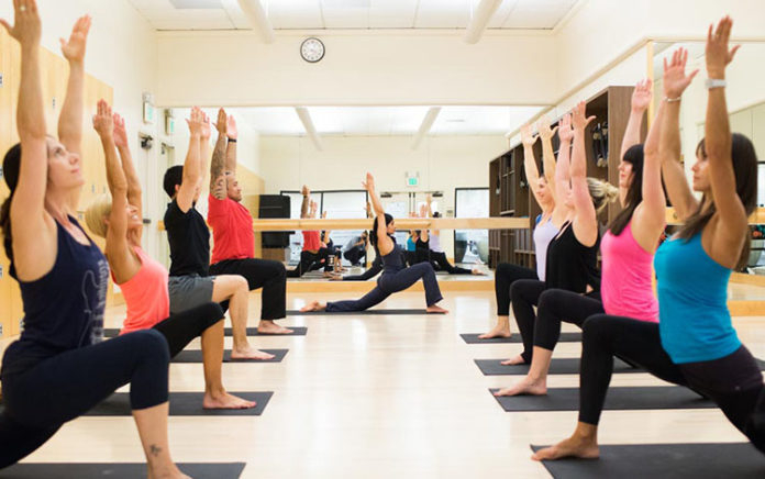 Trung tâm yoga Thanh tâm