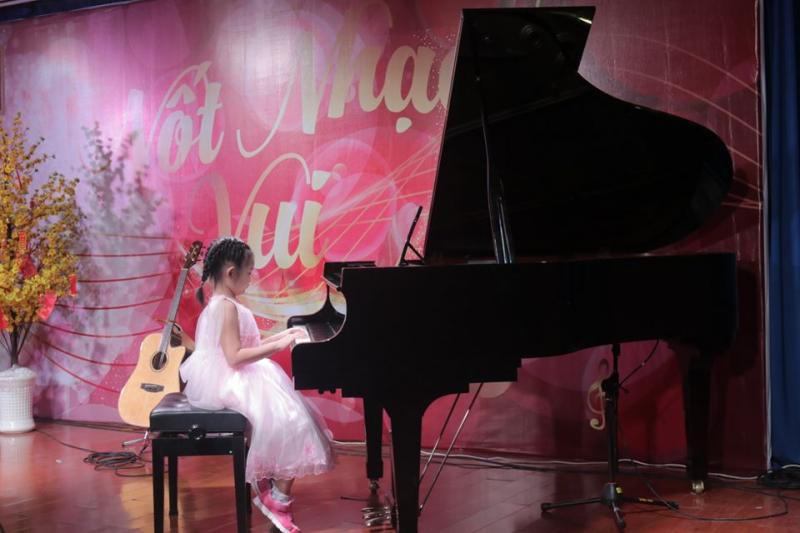 Mini show Nốt Nhạc Vui