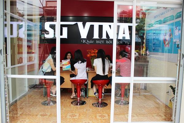 Trung tâm Anh ngữ Saigon Vina