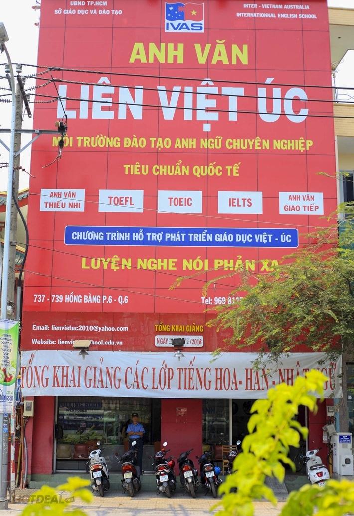 Trường Anh Ngữ Liên Việt Úc