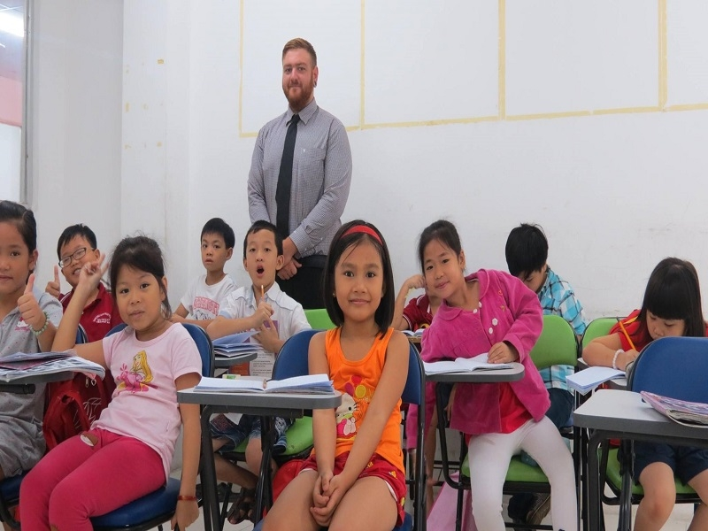 Trường Anh ngữ Việt Mỹ ACPI