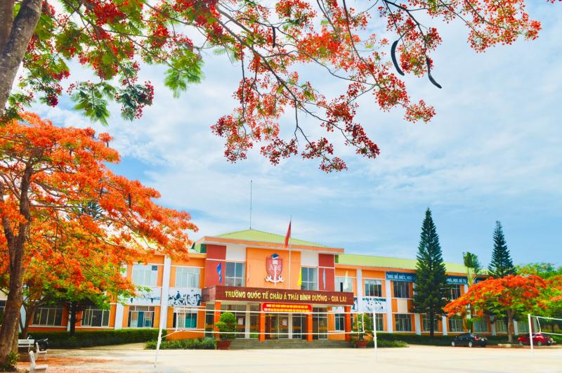 Trường APC - Gia Lai