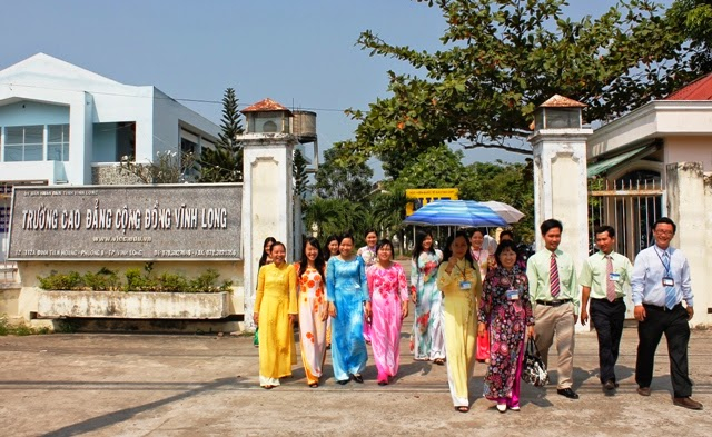 Trường cao đẳng cộng đồng Vĩnh Long