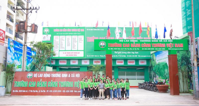 Trường cao đẳng nghề công thương Việt Nam