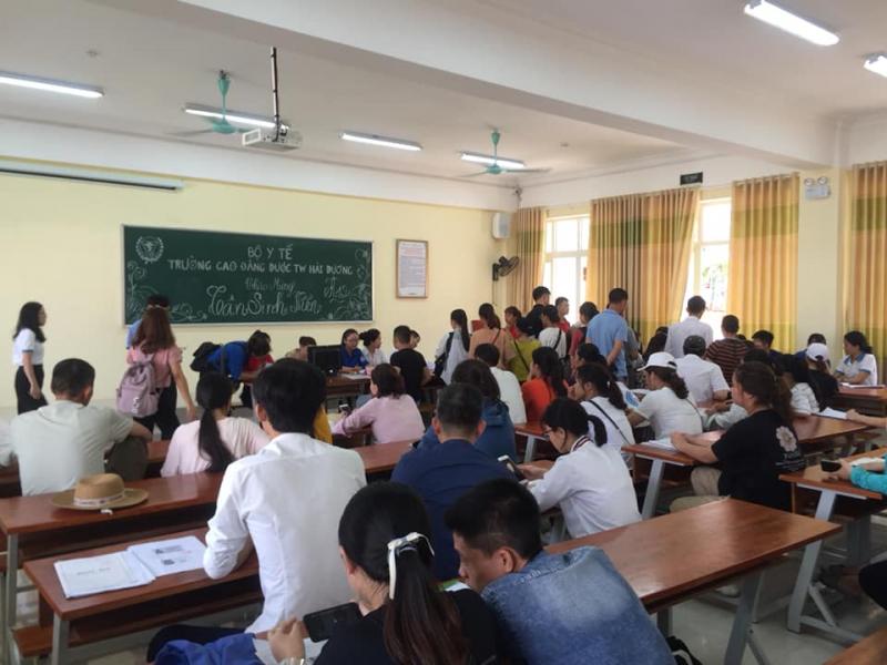 Trường Cao đẳng Dược Trung ương Hải Dương