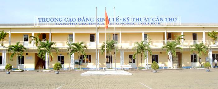 Trường Cao đẳng Kinh tế Kỹ thuật Cần Thơ