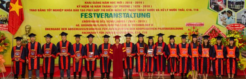 Trường cao đẳng kỹ thuật II