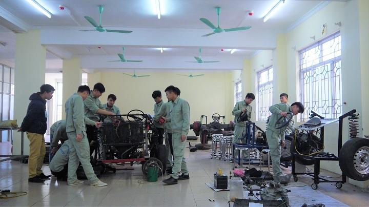 Trường Cao Đẳng Lê Quý Đôn