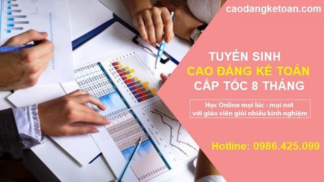 Học nghề kế toán