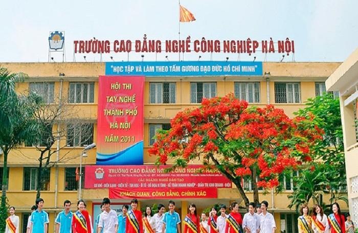 Trường Cao đẳng nghề Công nghiệp Hà Nội