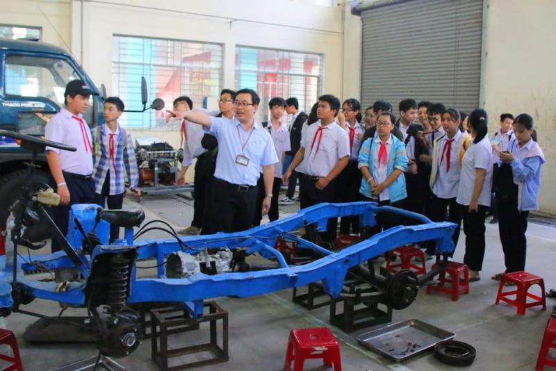 Top 5 Trung tâm dạy nghề sửa chữa ô tô uy tín và chất lượng ở Đà Nẵng