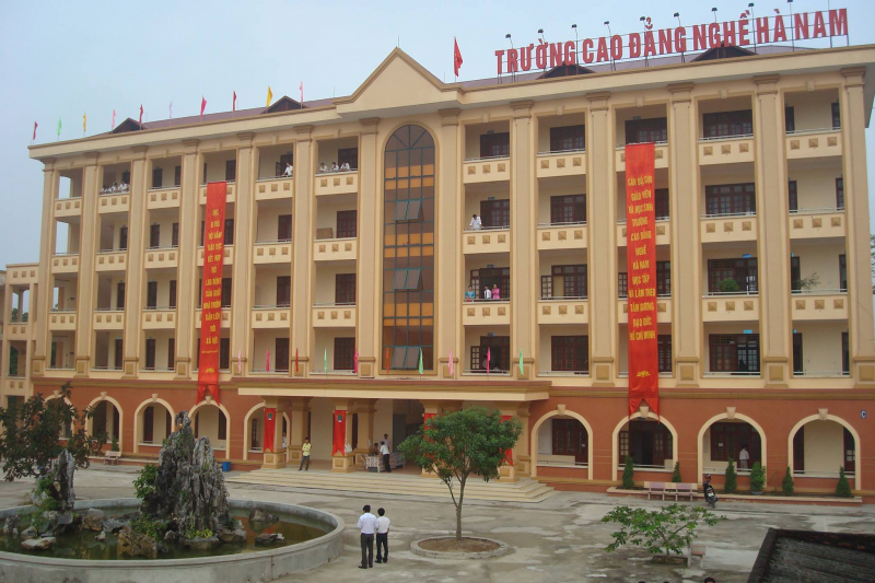 Trường Cao đẳng nghề Hà Nam