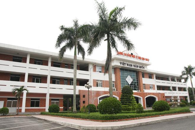 Trường cao đẳng nghề kỹ thuật công nghiệp Việt Nam – Hàn Quốc