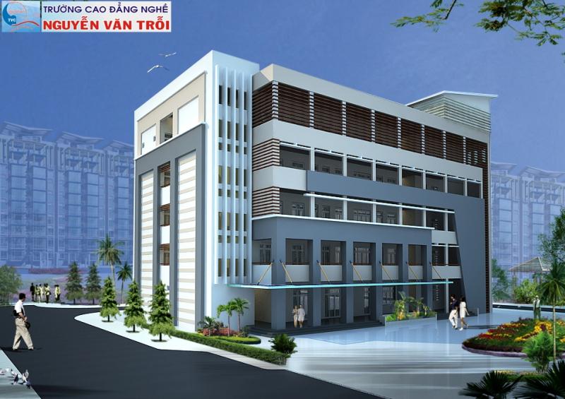 Trường cao đẳng nghề Nguyễn Văn Trỗi