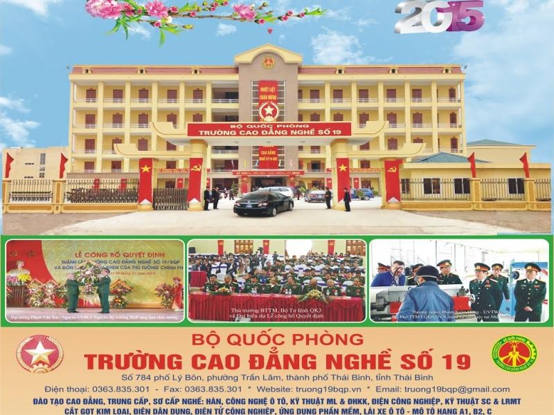 Trường Cao đẳng nghề số 19 - Bộ Quốc Phòng