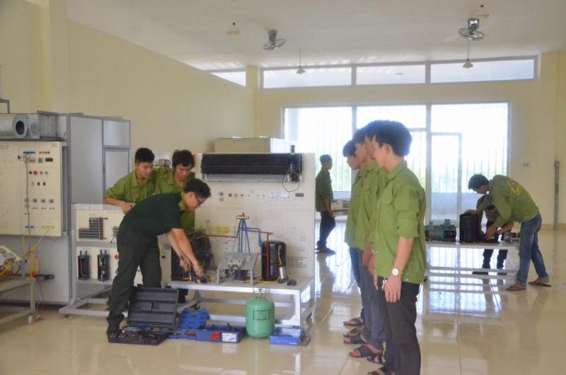 Trường Cao Đằng Nghề Số 23 - Bộ Quốc phòng