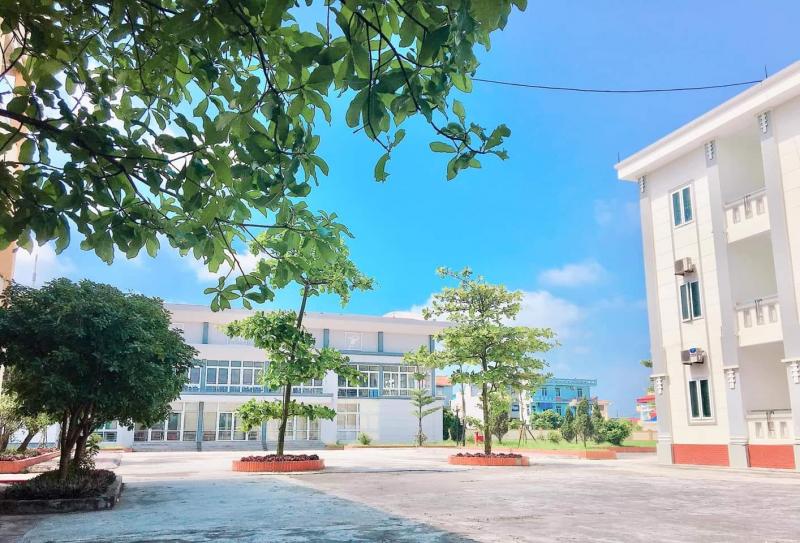 Trường Cao đẳng Nghề Thái Bình