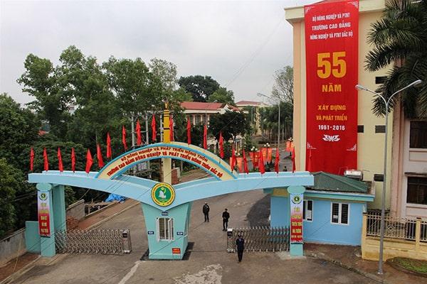Trường Cao Đẳng Nông Nghiệp và Phát Triển Nông Thôn Bắc Bộ