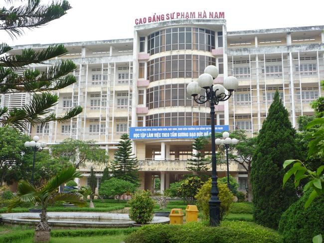Trường Cao đẳng Sư phạm Hà Nam