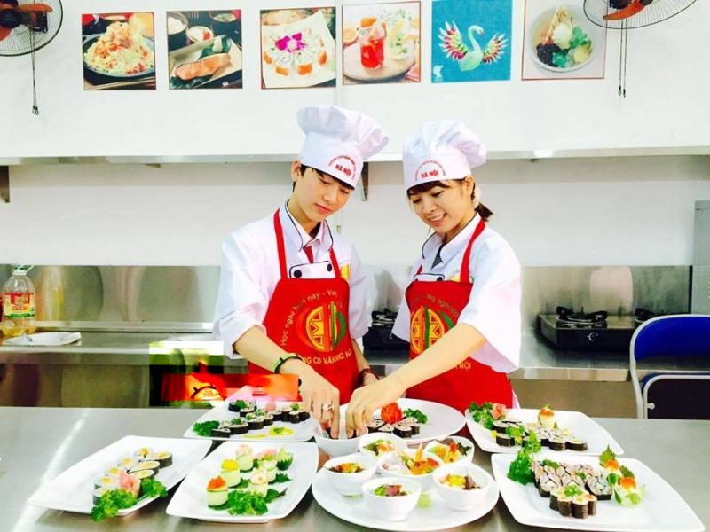 Học thực hành nấu ăn