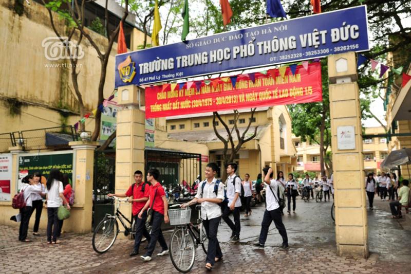 THPT Việt Đức