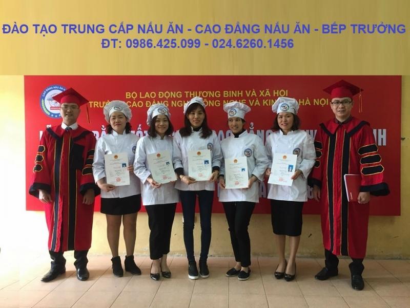Trường dạy nấu ăn uy tín nhất Hà Nội