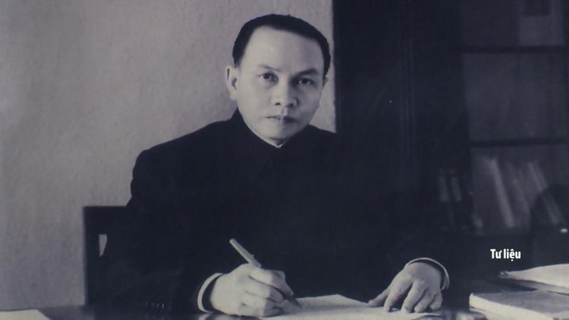 Chủ tịch nước Trường Chinh