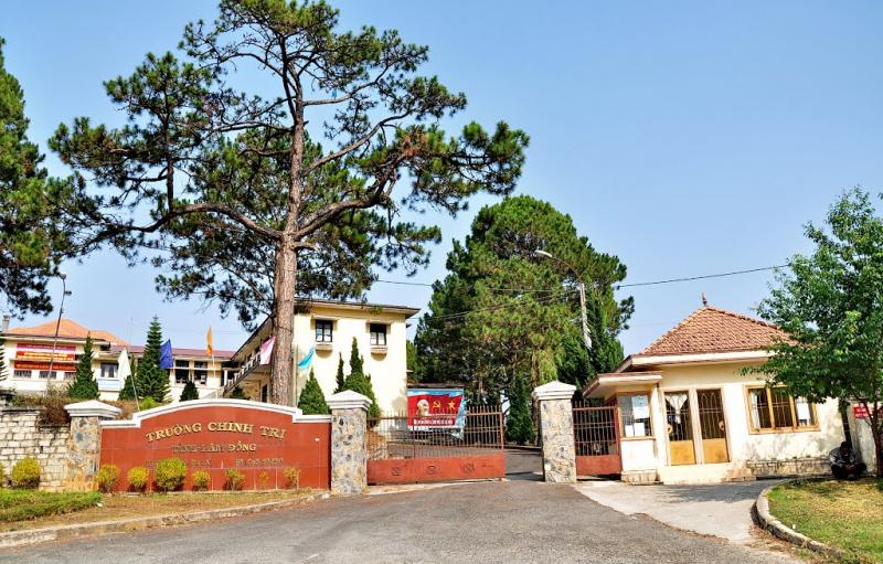 Trường Chính Trị tỉnh Lâm Đồng