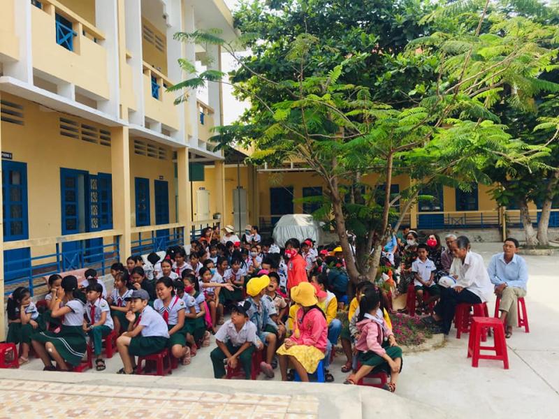 Trường chuyên biệt tư thục Thanh Tâm Đà Nẵng