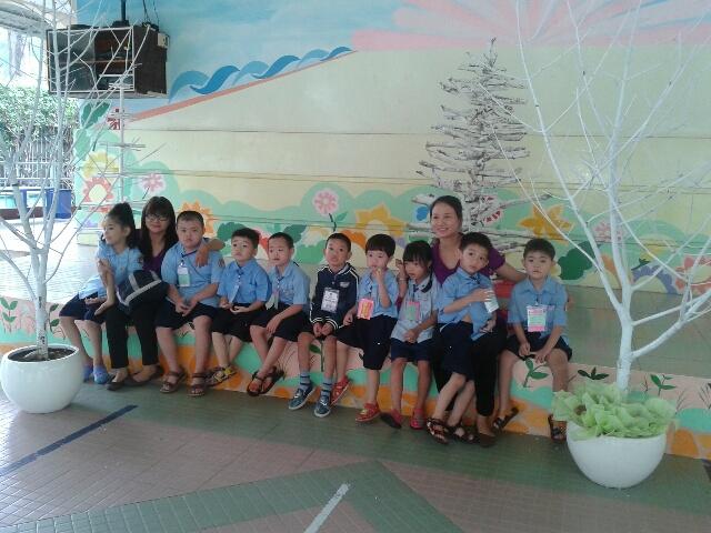 Trường Chuyên Biệt Tương Lai Quận 5