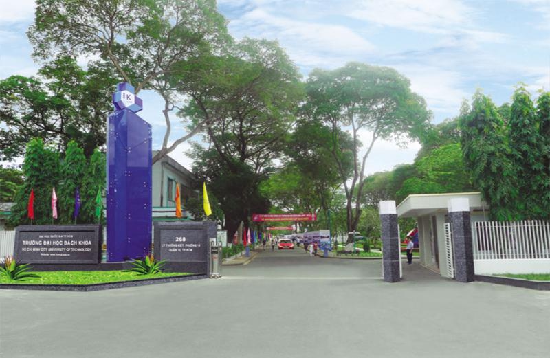 Trường Đại học Bách Khoa Đại học Quốc gia TP. HCM cơ sở quận 10