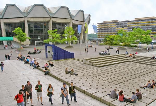 Khuôn viên Đại học Bochum