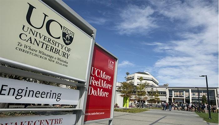 Trường đại học Canterbury