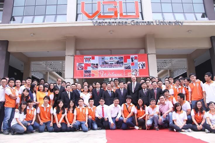 Đại học Việt - Đức TP.HCM (VGU