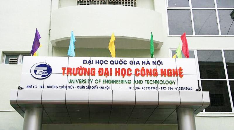 Trường Đại học Công nghệ (nguồn internet)