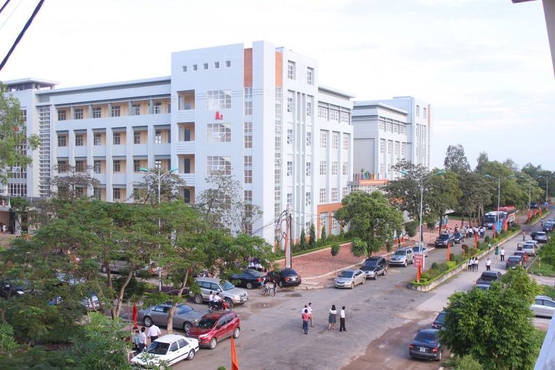 Trường đại học Công nghệ Giao thông vận tải ( nguồn internet)