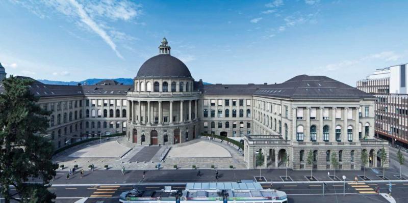 Trường đại học Công nghệ Liên bang Thụy Sĩ,
