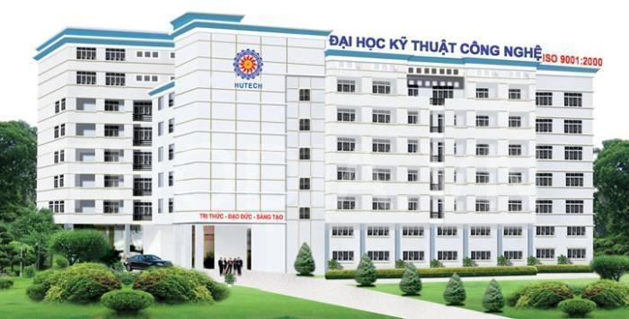Trường Đại học Công nghệ thành phố Hồ Chí Minh (HUTECH)