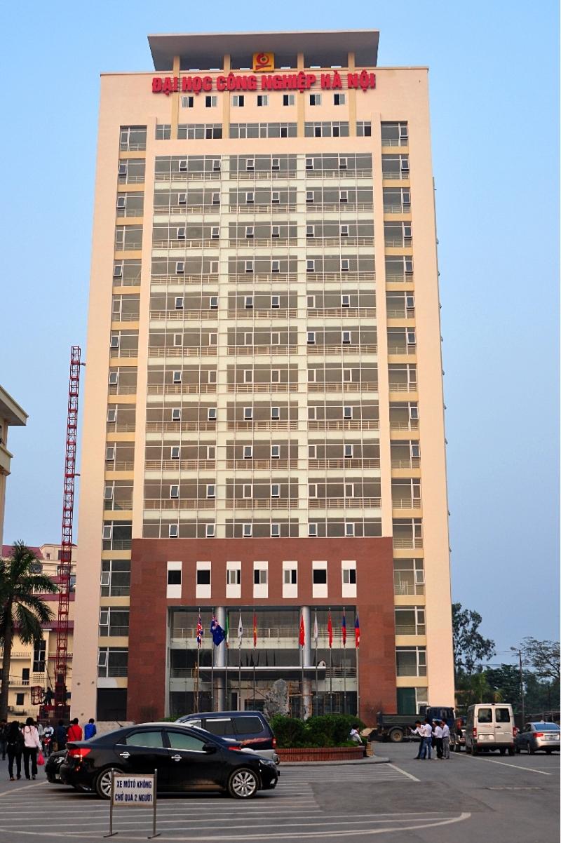 Trường Đại học Công nghiệp Hà Nội (nguồn internet)