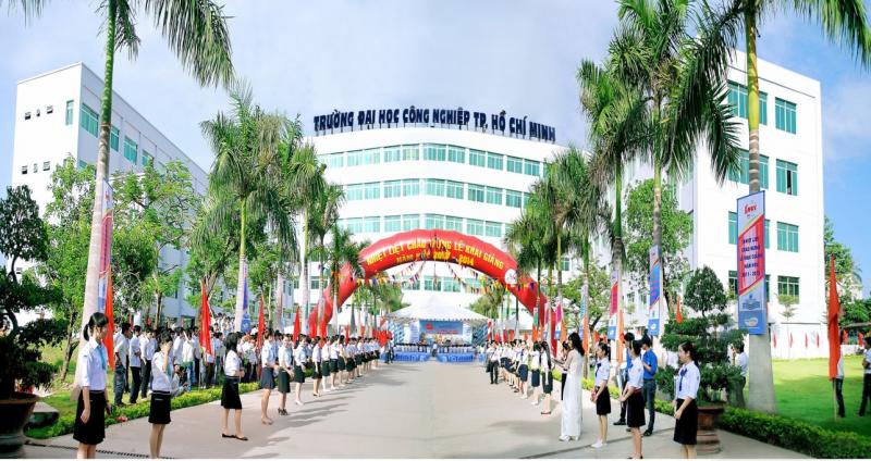 Trường Đại học Công nghiệp TP. HCM