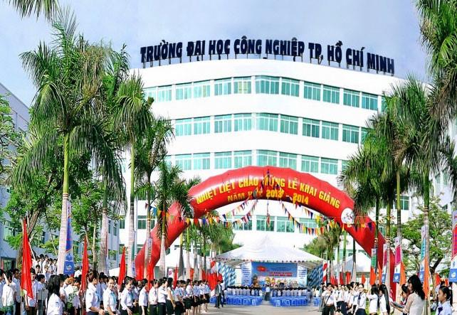 Trường Đại học Công nghiệp TP. Hồ Chí Minh