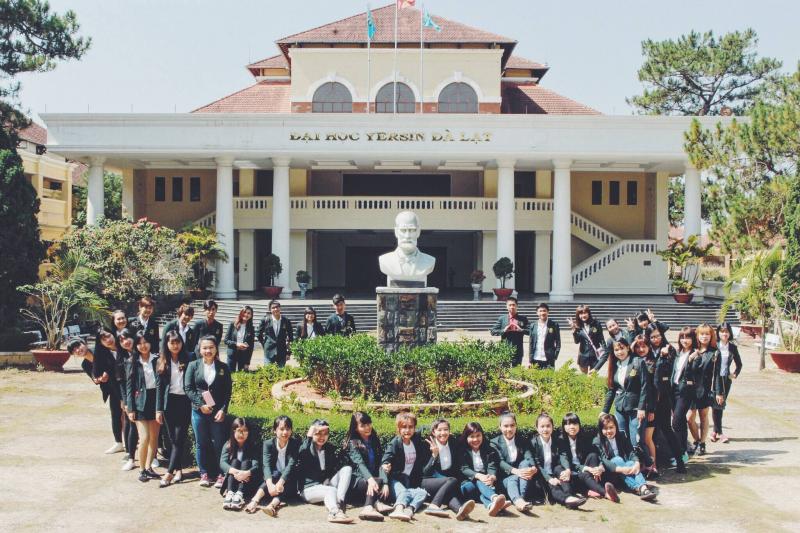 Trường Đại học Dân lập Yersin Đà Lạt